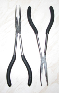 11 inch Pliers - Curved