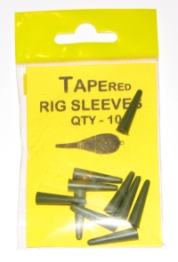 Tapered Tail Rubbers