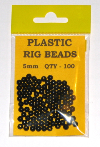 Plastic Bead - 5mm